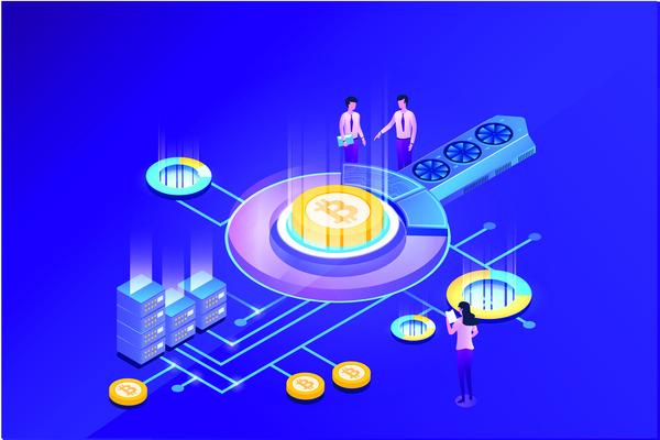 Bitcoin financial technology