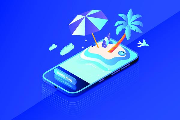Travel app for smartphones