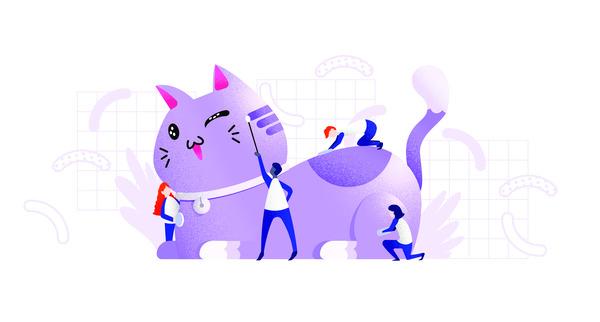 Cat care team