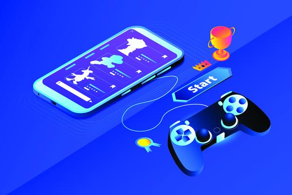 Video game app