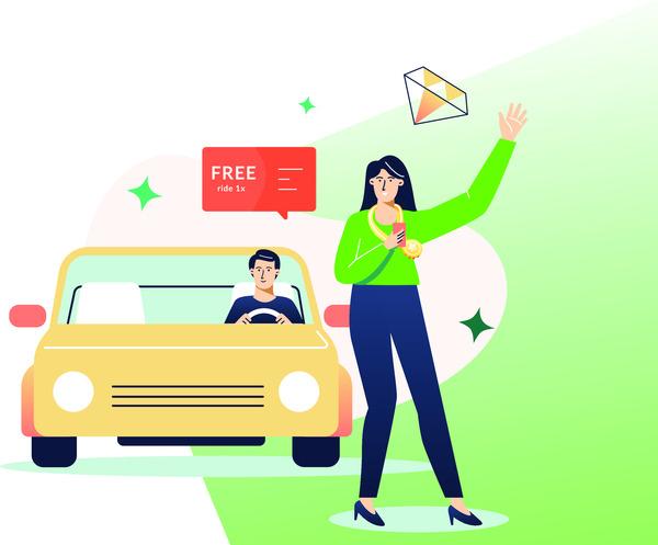 Free car ride