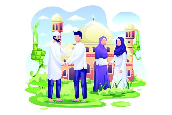 Muslim celebration
