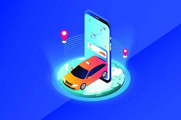 Car booking app