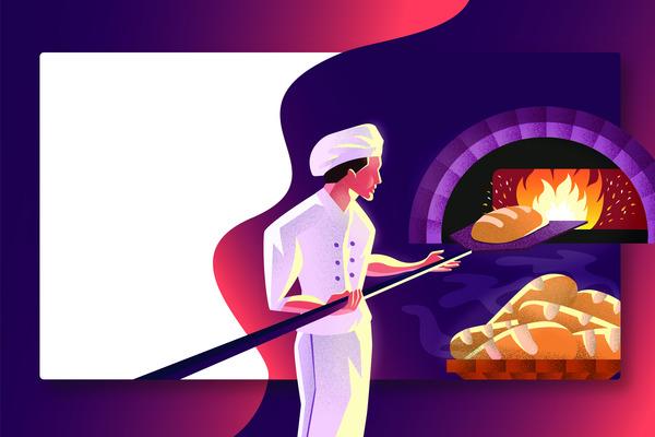 Bakery landing page