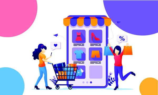 Online shop for smartphones