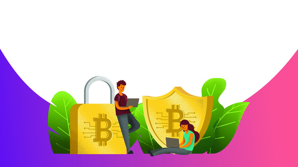 Cryptocurrency security