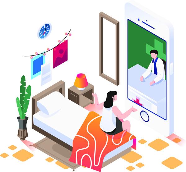 Online health consultation