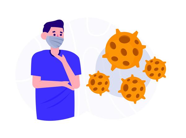 Coronavirus in the air