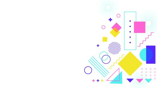 Abstract geometrics