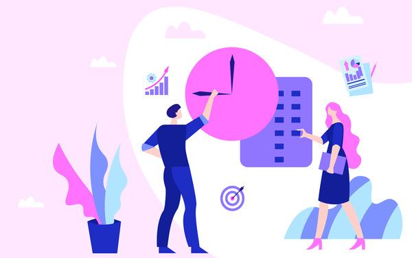 Business schedule planning