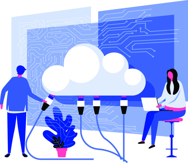 Cloud connections