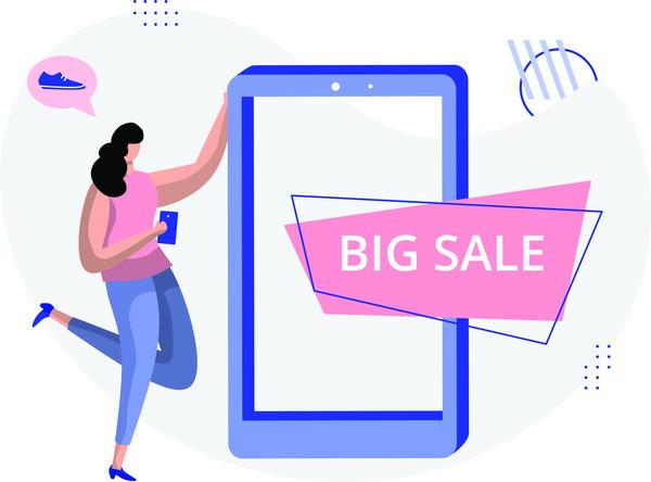 App shopping disccount