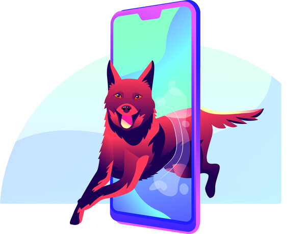 Dog trainer app