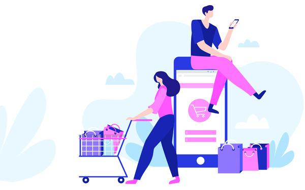 Market place app